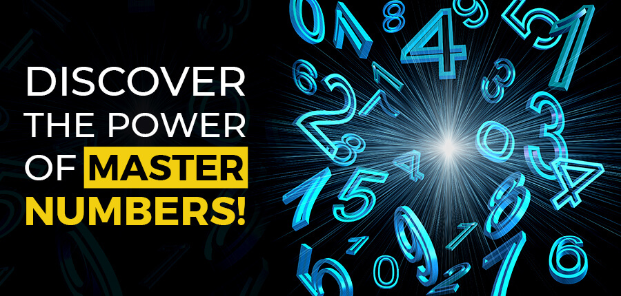 Discover the power of Master Numbers!