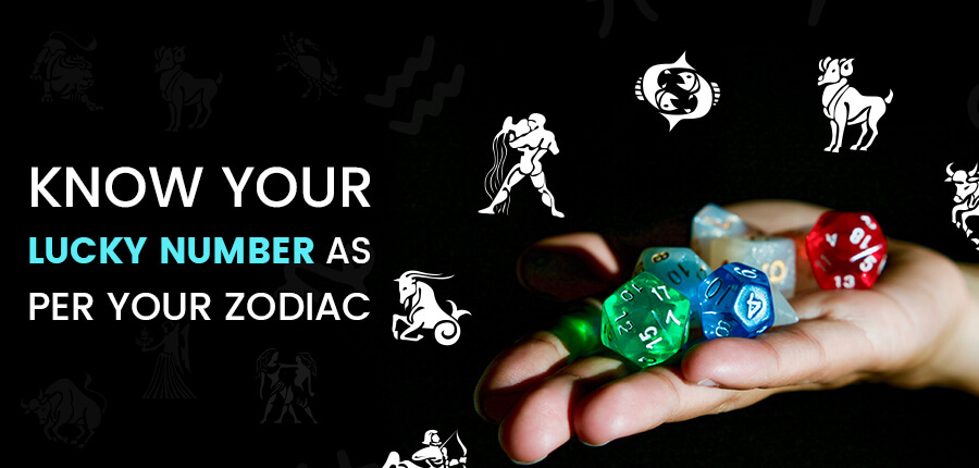 Know Your Lucky Number As Per Your Zodiac