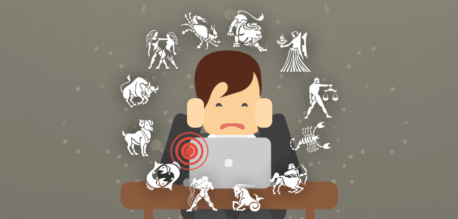 How Each Zodiac Sign Deals with Stress