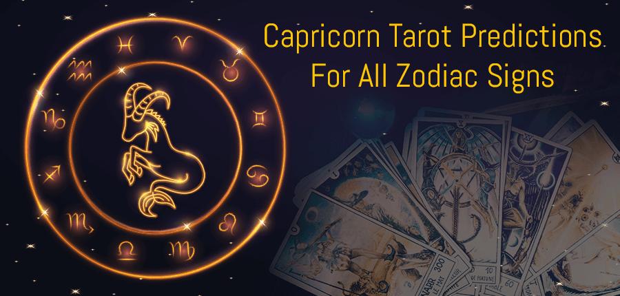Sun in Capricorn Tarot Predictions for Your Zodiac Sign