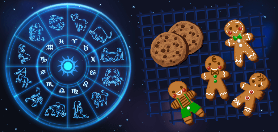 Best Christmas Cookie For Your Zodiac Sign
