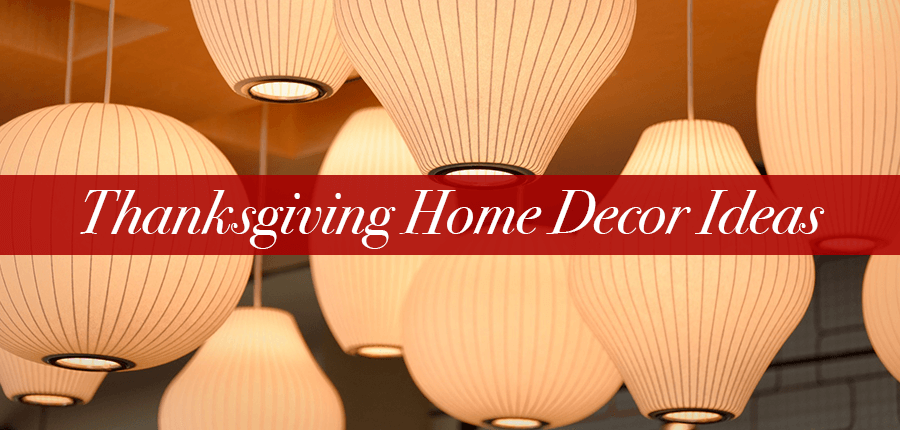 7 Affordable Ways to Decorate Your Home on Thanksgiving