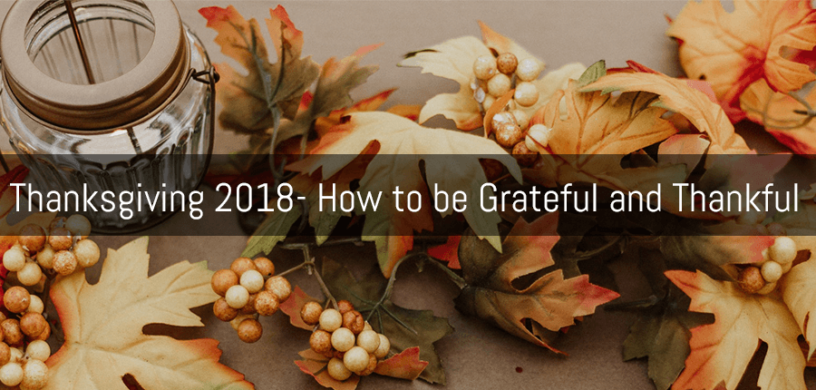 5 Ways to Show Gratitude This Thanksgiving
