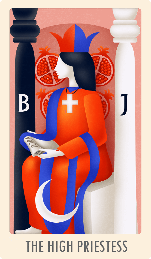the-high-priestess